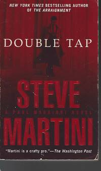 Double Tap (A Paul Madriani Novel) by  Steve Martini - Paperback - 2005-12-27 - from Vada's Book Store (SKU: 1805090031)