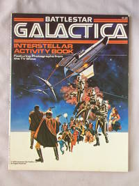 Battlestar Galactica Interstellar Activity Book