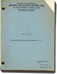 The Fixer (Original screenplay for the 1968 film)