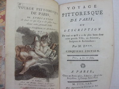 VOYAGE PITTORESQUE DE PARIS, OU...