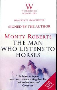 image of The Man Who Listens To Horses (Signed By Author)