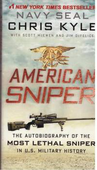 AMERICAN SNIPER by  Jim  Scott and DeFelice - Paperback - 7th Imp - 2012 - from BOOKLOVERS PARADISE (SKU: 13526)