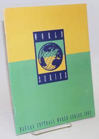 image of World Series Gay Softball League San Francisco 1992 [souvenir program]