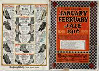 14TH ANNUAL JANUARY FEBRUARY SALE 1916 Montgomery Ward Co.