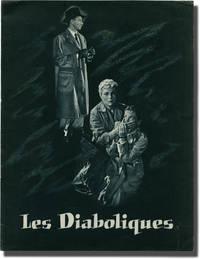 image of Les diaboliques [Diabolique] (Original French program for the 1955 film)