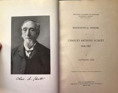 Washington:: National Academy of Sciences, 1915., 1915. Series: NAS, Biographical Memoirs, Part of V...