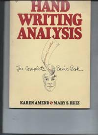 Hand Writing Anaysis