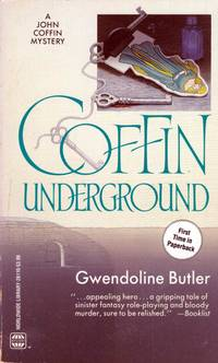 Coffin Underground (A John Coffin Mystery) by  Gwendoline Butler - Paperback - 1992-11-01 - from Kayleighbug Books and Biblio.com