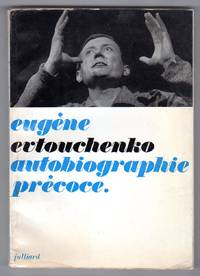 image of Autobiographie Precoce [in FRENCH]
