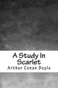 image of A Study In Scarlet