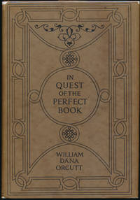 In Quest of the Perfect Book