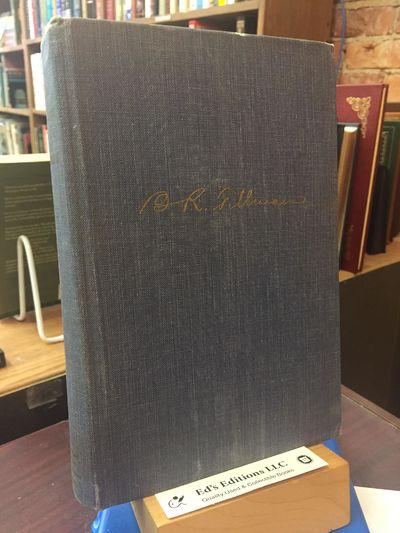Louisiana State University Press. Hardcover. Good. B0007E9V2C 1944. Dark blue cloth boards have mode...
