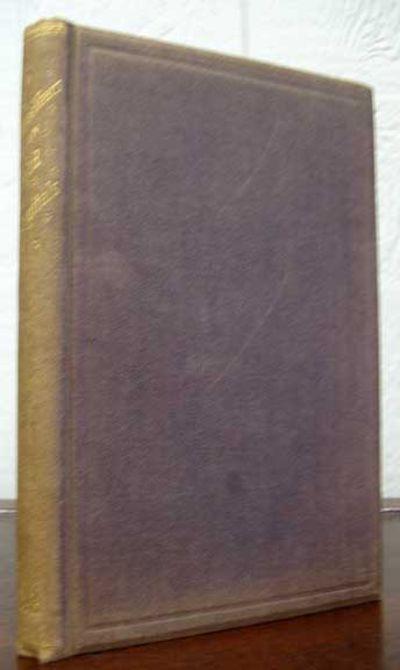 Philadelphia: J. B. Lippincott & Co, 1867. 1st edition (Nevins II, p. 128). Original publisher's bro...