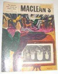 Maclean's Magazine, July 7, 1956 - The Rothschild's Fabulous Stake in Canada