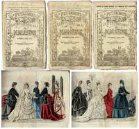 PETERSON'S LADIES NATIONAL MAGAZINE (1870: OCTOBER, NOVEMBER & DECEMBER)