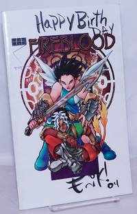image of Fireblood: #0: Endings [inscribed & signed by artist]