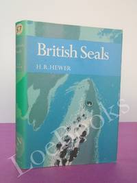 image of New Naturalist No.  57  BRITISH SEALS -Taplinger Edition
