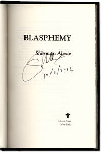 image of Blasphemy: New and Selected Stories.