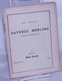 image of Saverio Merlino; Traduzione e introduzione di l.f.