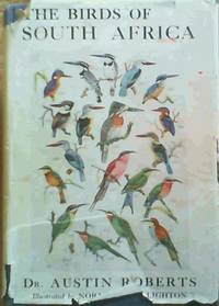 The Birds of South Africa by  Austin Roberts - Hardcover - 1953 - from Chapter 1 Books and Biblio.com