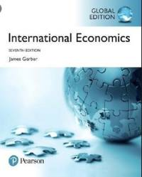 image of International Economics (7th Global Edition)