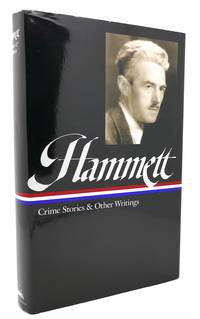 DASHIELL HAMMETT Crime Stories and Other Writings Library of America #125