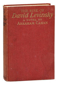 The Rise of David Levinsky: A Novel
