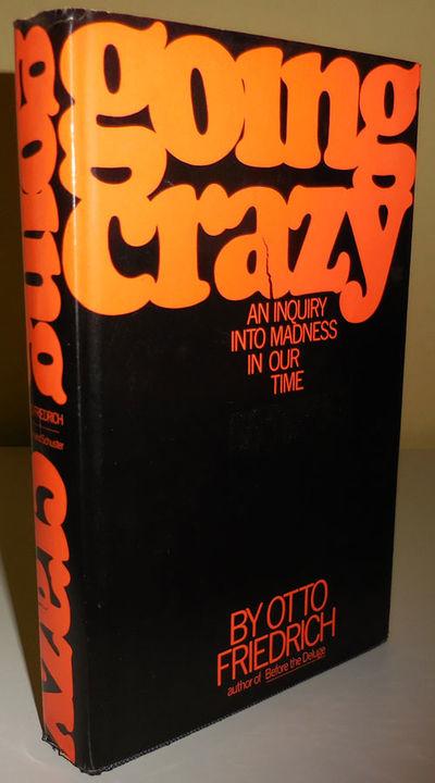 New York: Simon & Schuster, 1976. First edition. Hardcover. Very Good/very good. Hardbound octavo in...