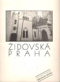 Zidovska Praha by  Pavlat Leo et Fiser Jiri Parik Arno - Paperback - First Edition - from Judith Books (SKU: biblio664)