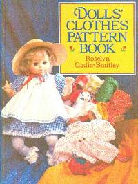 image of Dolls' Clothes Pattern Book