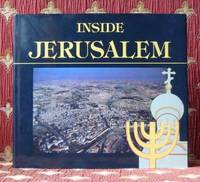 INSIDE JERUSALEM by  Patrizia Raffin - Hardcover - 1991 - from Pendleburys - the bookshop in the hills (SKU: 102161)