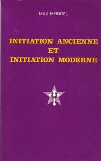 Initiation ancienne et initiation moderne