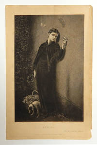 """""""Stella"""" Engraved Plate from Peterson's Magazine, collected edition"""
