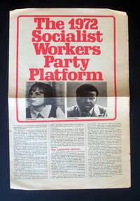The 1972 Socialist Worker's Party Platform
