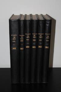 LE BULLETIN DES RECHERCHES HISTORIQUES (Périodiques Reliés)  [The Bulletin of Historic Research (Bound Periodicals)] Volume trentième et trente-septième à cinquante-troisième [Vols. 30, 37-53]