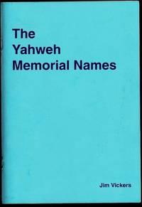 The Yahweh Memorial Names
