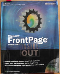 Microsoft FrontPage Version 2002 Inside Out with CD-Rom