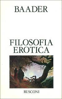 Filosofia erotica