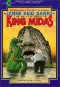 image of The Adventures of King Midas (Avon Camelot Books)
