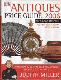 image of ANTIQUES PRICE GUIDE 2006