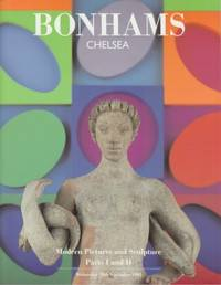 Modern Pictures and Sculpture Parts I and II 1995 (art catalog) by Bonhams Chelsea - 1995 - from Hard-to-Find Needlework Books and Biblio.com