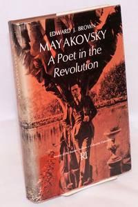image of Mayakovsky: a poet in the revolution