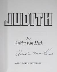 Judith. Signed Copy