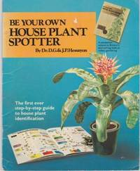 Be Your Own House Plant Spotter