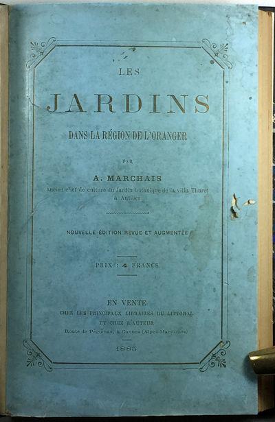 LES JARDINS DANS LA R�GION DE...