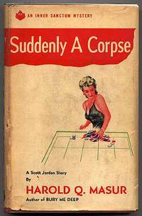 New York: Simon & Schuster, 1949. Hardcover. Fine/Very Good. First edition. Slight rubbing at the ba...