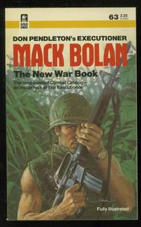 Mack Bolan, The Executioner #63: The New War Book