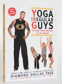 image of Yoga for Regular Guys: The Best Damned Workout on the Planet