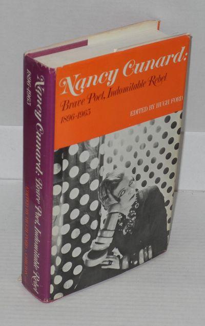 Philadelphia: Chilton Book Company, 1968. , 383p. + 8p. photos, very good first edition purple board...