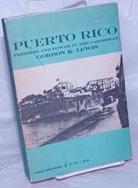 image of Puerto Rico; freedom and power in the Caribbean